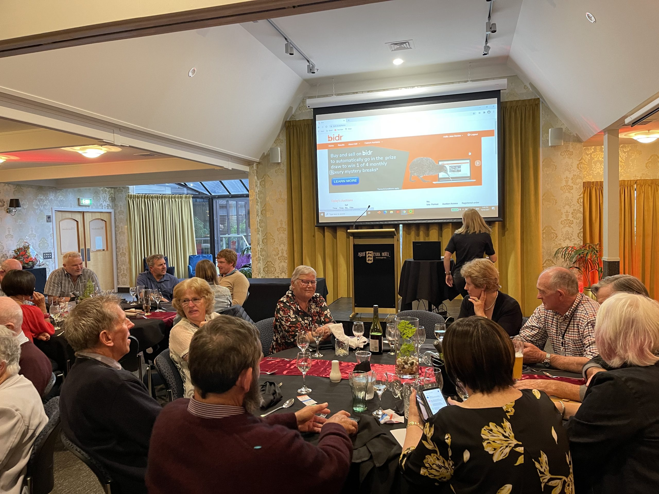 Annual Conference Sale Results 2021
